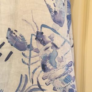 Vilagallo Dresses - Viliagallo sleeveless linen dress with tassels